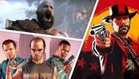 PlayStation 4: Das sind die 16 bestbewerteten Spiele für die Konsole