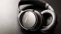 Bose QuietComfort 35 II im Preisverfall: Guter Noise-Cancelling-Kopfhörer unter 200 Euro