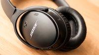 Bose QuietComfort 35 II: Beliebter Bluetooth-Kopfhörer nur heute zum Spitzenpreis erhältlich