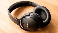 Bose QuietComfort 35 II im Preisverfall: Zwei Händler haben besonders günstige Angebote