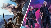 Monster Hunter, Resident Evil und DMC: Capcom ist endlich zurück