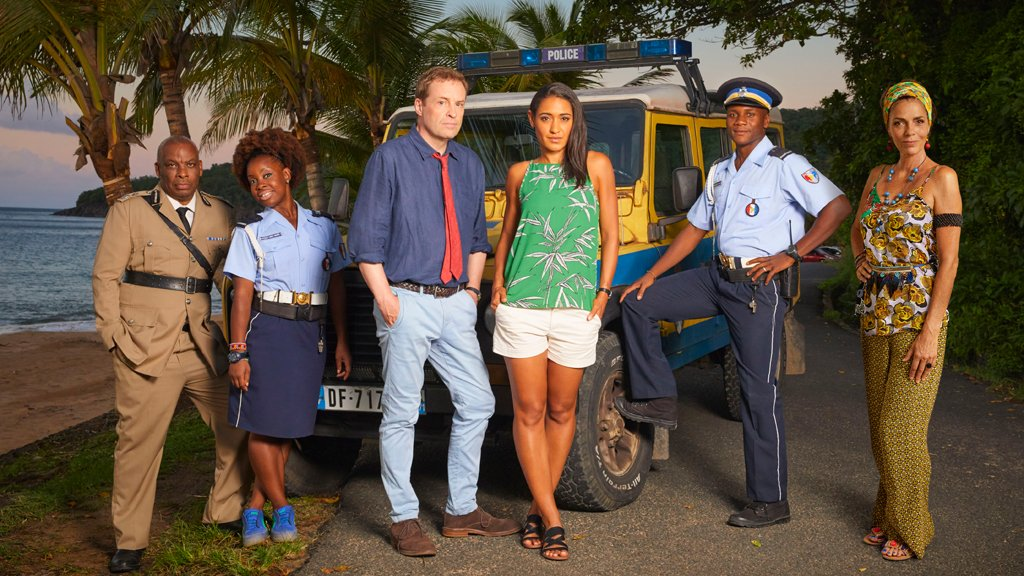 Death In Paradise Online