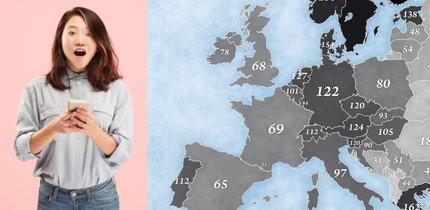 19 Grafiken, die deine Sicht auf Europa für immer verändern werden