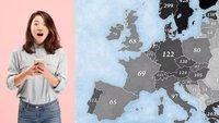 21 Grafiken, die deine Sicht auf Europa für immer verändern werden