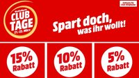 """MediaMarkt """"Club-Tage"""" im Preis-Check: Die besten Deals im Überblick"""
