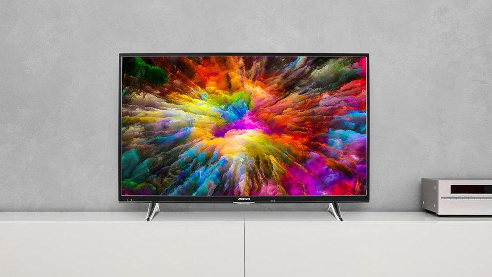 Aldi Fernseher Medion Life X14907 Für 349 Euro Lohnt Sich Der Tv