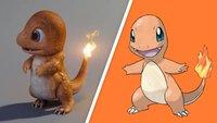 Meisterdetektiv Pikachu – Schiggy, Glumanda & Bisasam: So originalgetreu sind die Pokémon
