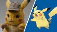 Meisterdetektiv Pikachu: Alle Pokémon, die im Film vorkommen, im Vergleich
