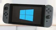 Nintendo-Switch-Hack: Entwickler installiert Windows auf der Hybridkonsole