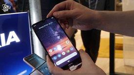 Nokia 3.2 im Hands-On-Video: Das sorg...