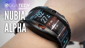 Nubia Alpha im Hands-On: Ein Smartpho...