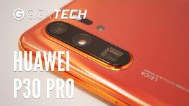 Huawei P30 Pro und P30 im Hands-On: D...