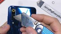 Xiaomi Mi 9 im Härtetest: Robust, hochwertig und günstig schließen sich nicht aus