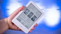 Dem Kindle geht ein Licht auf: Günstiger E-Book-Reader von Amazon