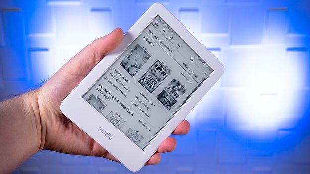 Dem Kindle geht ein Licht auf: Günstiger neuer E-Book-Reader von Amazon jetzt erhältlich