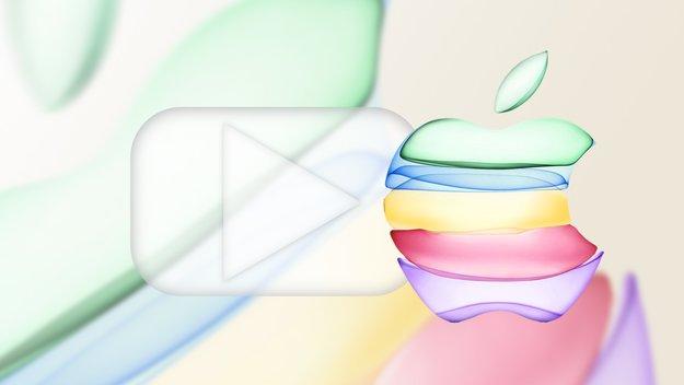 Livestream zum Apple Event September 2019: Technische Voraussetzungen für die iPhone-11-Präsentation