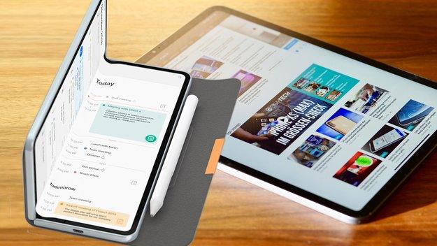 Evolution des iPad-Designs – gestern, heute und morgen