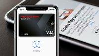 Bezahlen mit dem iPhone: Apple Pay mit kostenloser Kreditkarte und Zusatzbonus (letzter Tag)