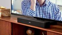 Versteigerung: TV-Soundbars und Smartphones von der Stiftung Warentest