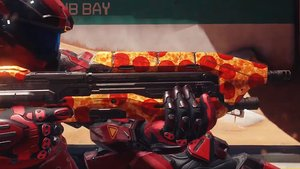Halo-Entwickler bedanken sich mit Pizza, nachdem Fans ihnen tausende Pizzen schickten