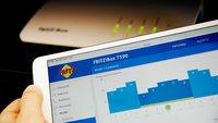 FritzBox-Einstellungen aufrufen und Update installieren, so gehts