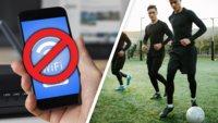 Fußballtrainer erteilt seinen Spielern Internet-Verbot, weil sie zu viel zocken