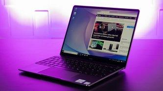 Huawei MateBook 13 im Test: Ein MacBook mit Windows 10