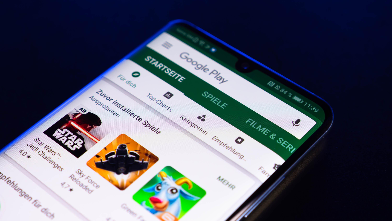 Huawei Google Play