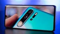 Huawei P30/P30 Pro: Display – Auflösung, Größe, Form, Notch, Besonderheiten