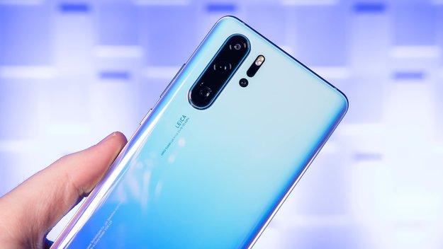 Huawei P30 Pro: Mit dieser Niederlage hat niemand gerechnet