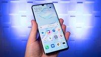 Huawei P30 (Pro) zurücksetzen: So geht's bei beiden Modellen