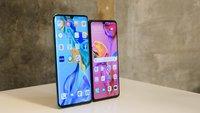 Huawei P30 (Pro): Screenshot erstellen – so geht's