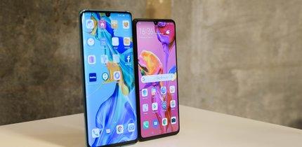 5 gute Gründe, warum das Huawei P30 besser als die Pro-Version ist