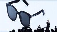 Huawei Smart Glasses vorgestellt: Das kann die modische High-Tech-Brille