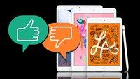 Welches iPad kaufen? iPad Pro, iPad Air und iPad mini im Vergleich