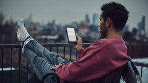 Dem Kindle geht ein Licht auf: Günstiger neuer E-Book-Reader von Amazon
