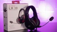 Lioncast LX30 RGB im Test: Gaming-Headset für Sparfüchse