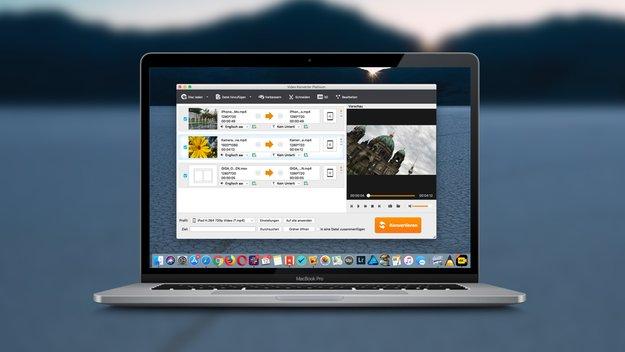 Kostenlos statt 23,99 Euro: Diese Mac-App rippt DVDs und konvertiert und dreht Videos