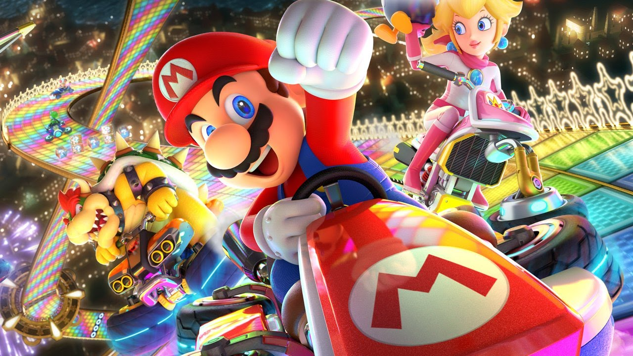 Mario Kart 8 Deluxe für Nintendo Switch