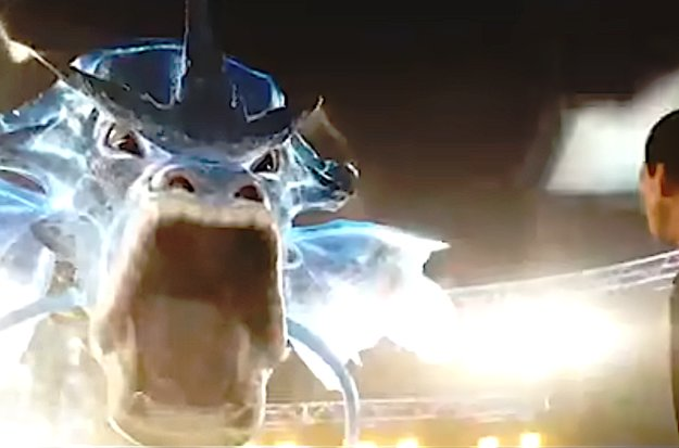 Meisterdetektiv Pikachu Neuer Trailer Enthüllt Garados