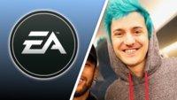 EA zahlte 1.000.000 Dollar, damit Ninja ein Spiel streamt