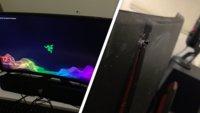 Dieser PC-Monitor hätte einem Gamer das Leben retten können