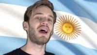 PewDiePie hat über doppelt so viele Abos wie Argentinien Einwohner