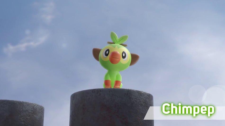 Pokemon Schwert Pokemon Liste