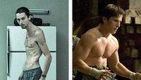 26 Rollen, für die sich Schauspieler extrem verändert haben