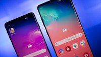 Samsung Galaxy S20 zu groß? Vergleich mit anderen Smartphones