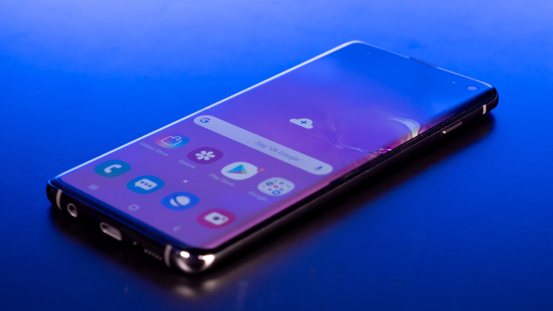 Samsung Galaxy S10 Test