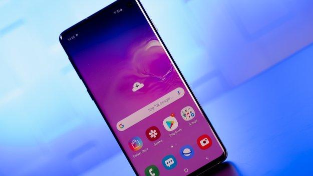 Samsung Galaxy S10 im Test: Viele gute und einige schlechte Entscheidungen