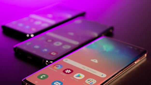 Samsung-Smartphones: Galaxy S7 wird degradiert, Galaxy S10 übernimmt