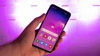 Samsung Galaxy S10e im Preisverfall: Top-Smartphone wird verscherbelt